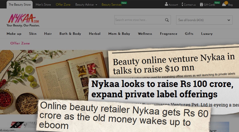 The 'Nykaa' of eCommerce: How we helped them grow