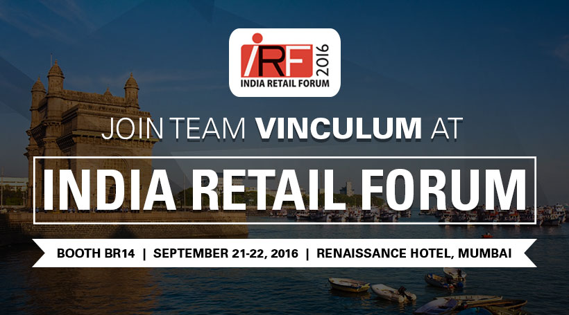 IRF 2016: Vinculum explores Opportunities in the O2O Continuum