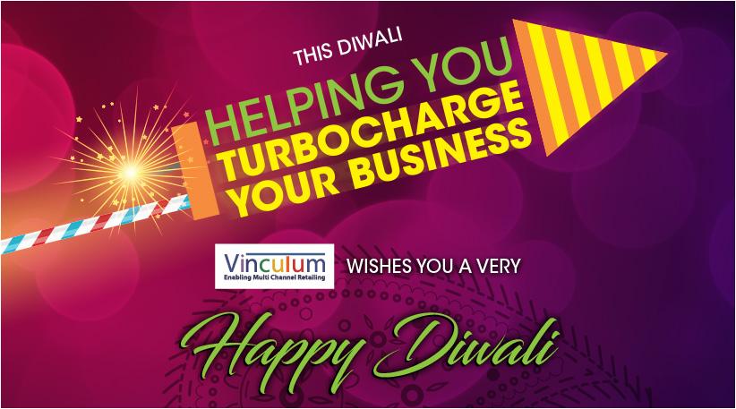 Greetings from Vinculum – Happy Diwali!
