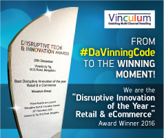 Disruptive Innovation Award
