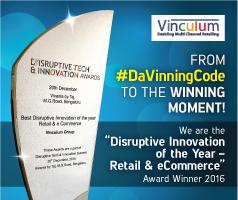 Disruptive Innovation Award