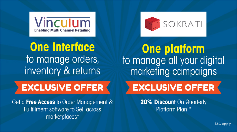 eTailing India Expo Offer