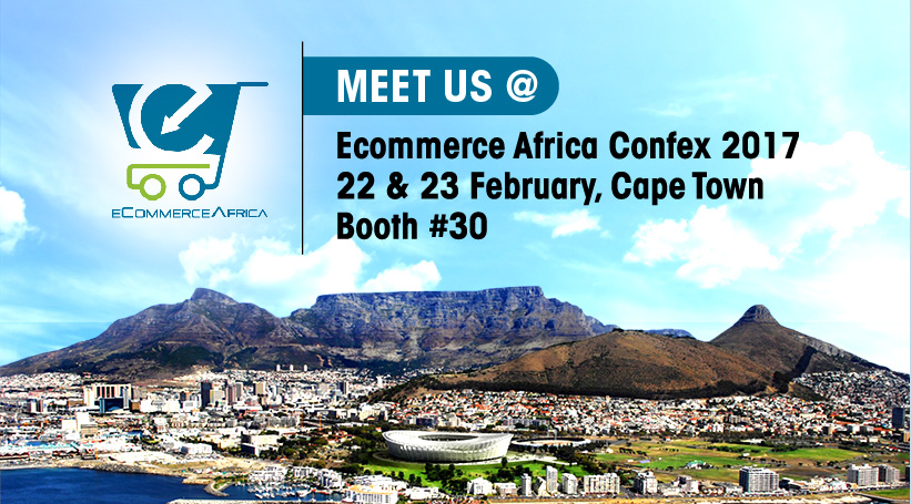 Meet Us @ Booth #30, eCommerce Africa Confex 2017